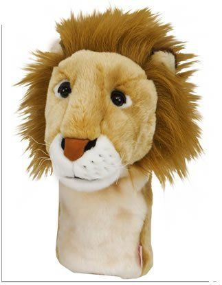 Daphne's Animal Driver/ Wood Headcover - LION by Daphne's Headcovers. Save 12 Off!. $21.99. Daphne's headcovers are of the highest quality. Each animal is fully lined and elasticized to ensure a secure fit on your clubs. These animal headcovers are designed to protect your drivers and other woods. Each animal is guaranteed for life. Inside the label you will find Daphne's factory phone number. Should you have any problems with your headcover, they'll fix it! Features: Fit 460cc driv...