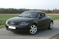2000 Audi TT dream car? Oh wait...