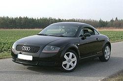 2001 Audi TT...still a head tuner.