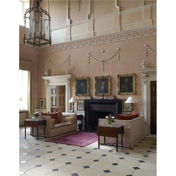 Establishing The English Country House Style Part I