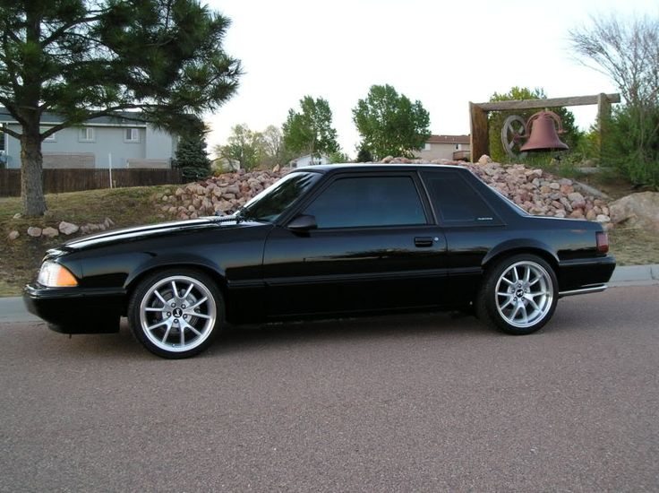 *FOR SALE* 1988 Mustang coupe 331 stroker w/67mm turbo - TrueStreetCars.com