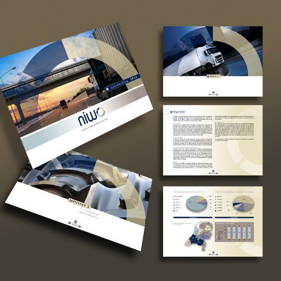 #ontwerp #jaarverslag 2013 voor #NIWO