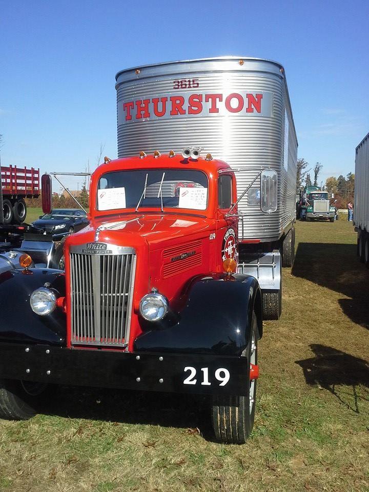 1947 White Tractor