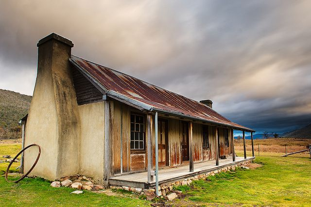 Orroral Homestead – Australian Capital Territory by Macr1, via Flickr....i just want to go to australia