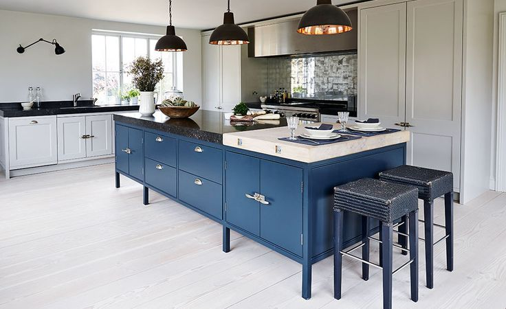Heritage bespoke kitchen, Mowlem & Co, £30,000 for the cabinetry