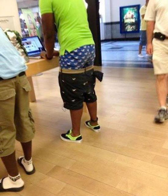 essays on sagging pants trend Free essay: a deviant behavior is a label attached to a person's activity that is  conducted  in like manner, wearing saggy pants could construct a negative  aspect of an  have we ever worn clothes that someone else thought was out of  style,.