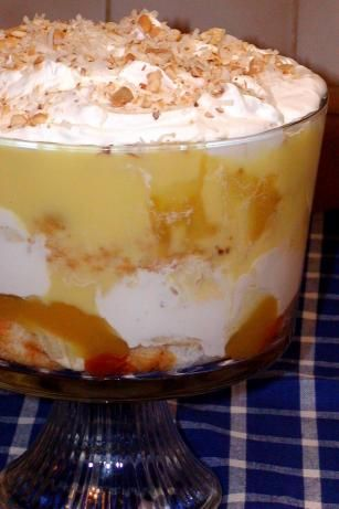 Tipsy, Tropical Trifle | ☆☆☆☆☆ Restaurants | Pinterest