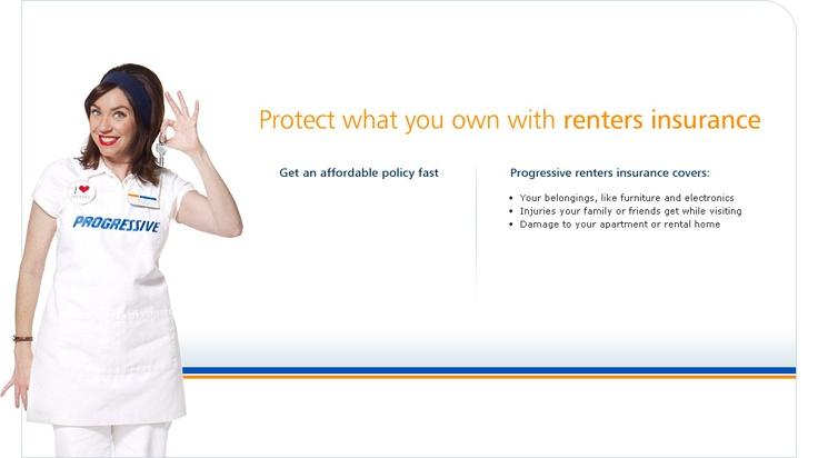 Renters Insurance: Renters Insurance Progressive