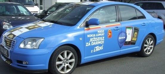 Pamiętacie o promocji Nokii, która pozwala posiadaczom smartfonów Lumia korzystać z darmowych kursów taksówkami? Jeśli jesteście z Warszawy, na pewno tak. http://www.spidersweb.pl/2013/04/nokia-lumia-itaxi-taksowka.html