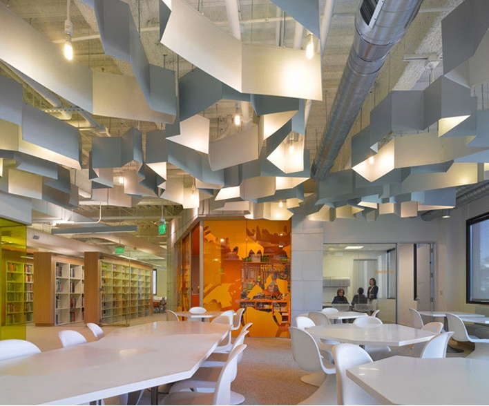 FIDM San Diego By Clive Wilkinson Architects