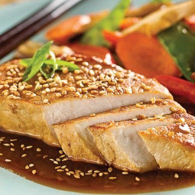 Côtelettes de porc à la thaïlandaise - Recettes - Cuisine et nutrition - Pratico Pratique