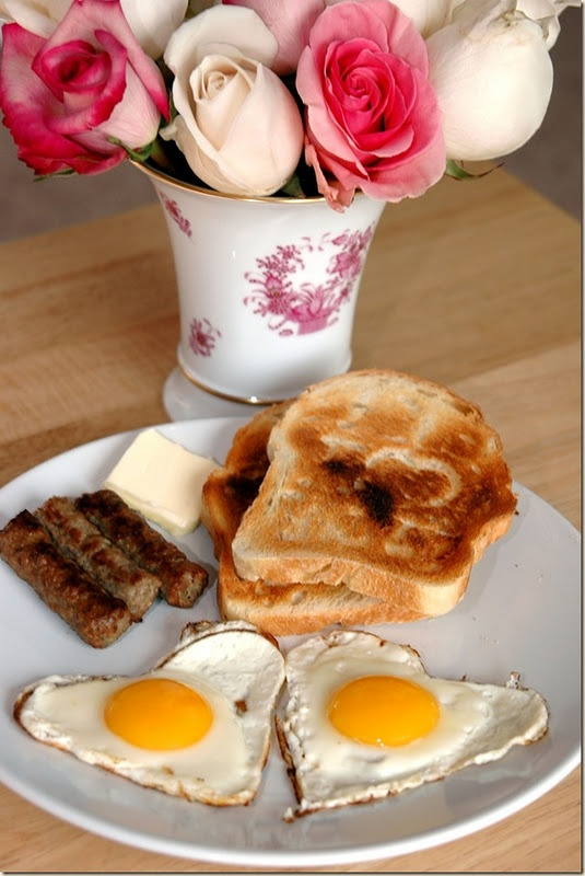 xxx ooo breakfast for my valentine - Valentines Day Breakfast Ideas