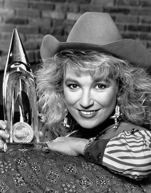 """In 1988 Tucker was nominated by the Country Music Association for """"Female Vocalist of the Year"""", & was nominated for other major awards during this time."""