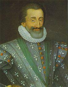 Hendrik IV (1553-1610) werd koning van frankrijk. In 1598 had hij ook het Edict van Nantes uitgevaardigd. Daarin stond dat protestanten gewetensvrijheid kregen en hun godsdienst mochten houden. Hendrik IV hoefde naar niemand te luisteren, behalve naar God. Hij was een absoluut vorst.