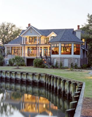 This stunning waterfront home features windows and doors from Tacoma, WA-based Milgrad Windows & Doors: http://www.milgard.com/