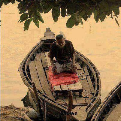 Die Bedürfnisse meiner Seele, den inneren Frieden , mein Herz und meine Seele mit Liebe, Zufriedenheit und Wärme füllen.. das konnte kein Schatz und kein Reichtum dieser Dunja sondern nur der ISLAM , nun bin ich wahrhaftig frei.. Alhamdu'lillah