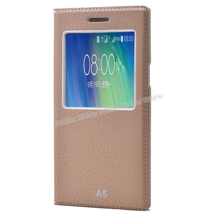 Samsung Galaxy A5 Delux Pencereli Kılıf Sarı -  - Price : TL27.90. Buy now at http://www.teleplus.com.tr/index.php/samsung-galaxy-a5-delux-pencereli-kilif-sari.html