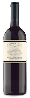 IGP Umbria MerlotRed Wine, Villacardèto, Igp Umbria, Umbria Merlot, Umbria Sangiovese, Umbria Red