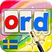 I Ordens Magi kan man kombinera bokstäver för att skapa ord och meningar. Under tiden man bygger sina ord får man hela tiden respons i form av en svensk röst som ljudar de bokstäver man väljer och uttalar de ord och meningar man skapat.