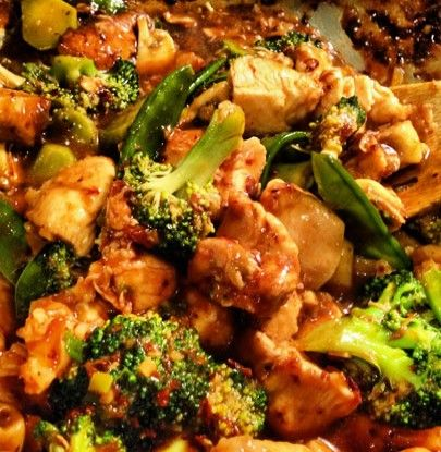 A restaurant-style order of General Tso's Chicken contains 1,578 calories, 87 grams of fat, and 62 grams of sugar. This is a cleaner and healthier version!