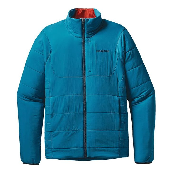Patagonia Mens Nano-Air Jacket Grecian Blue