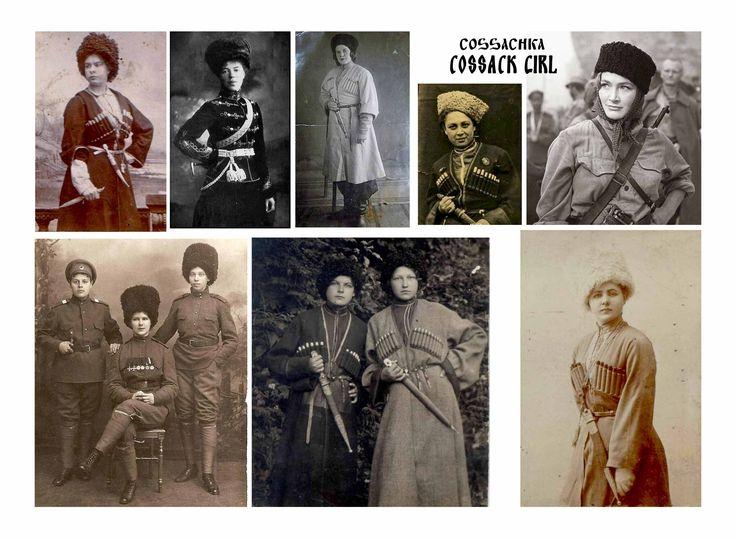 Cossack,  Cossack's Girls