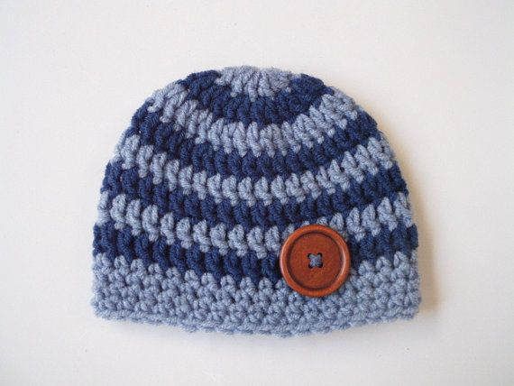 Baby boy hat Newborn hat boy Baby beanie Coming by prettyobject