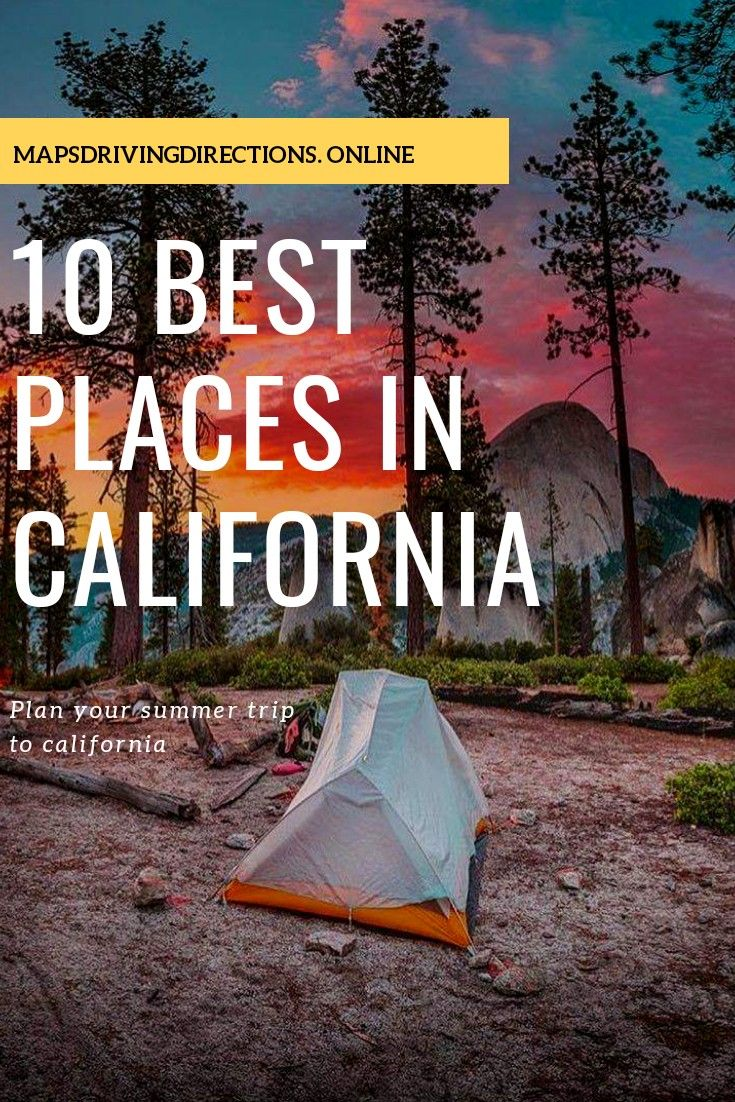 Plan Your Trip To California This Summer Spends Lots Of Days With