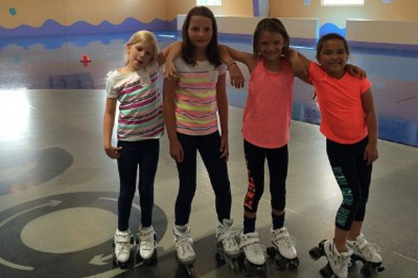 Skate Lessons Rollin' 253 Skate and Community Center Tacoma, WA #Kids #Events
