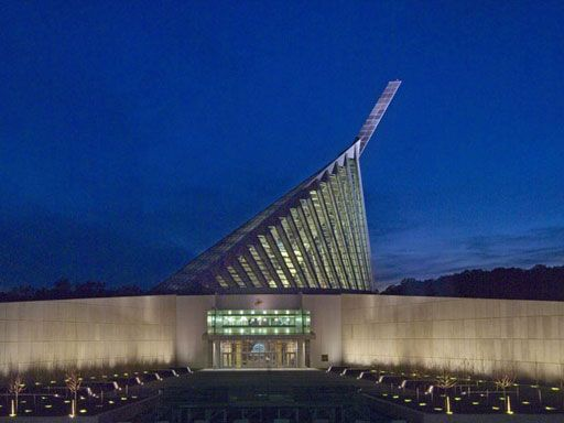 Museum of the Marine Corps near D.C. at Quantico, VA.  One of my most favorite museums!!