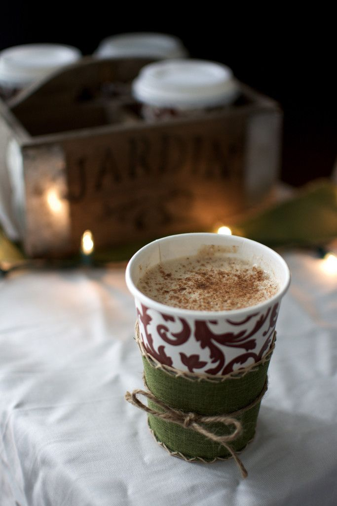 Eggnog Doodh Patti & other festive drinks recipes from my favourite food blogs!