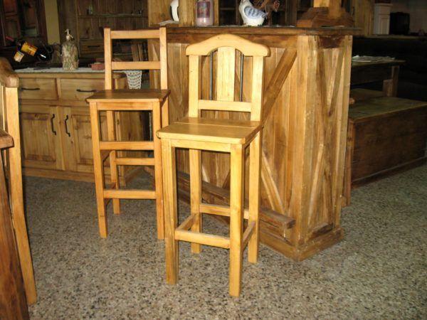 sillas altas