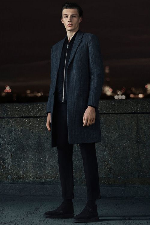 Allsaints Winter 16.  menswear mnswr mens style mens fashion fashion style campaign lookbook