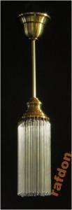 MOSIĘŻNA LAMPA WISZĄCA Z SOPLAMI (6151033117) - Allegro.pl - Więcej niż aukcje.