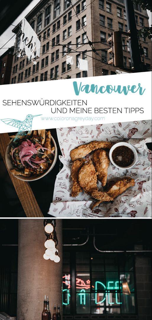 Vancouver – Sehenswürdigkeiten, Tipps und Highlights