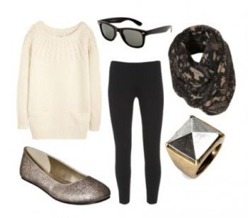 I have this obsession with the sweater outfit idea!! I want one to wear this winter sooo badly!