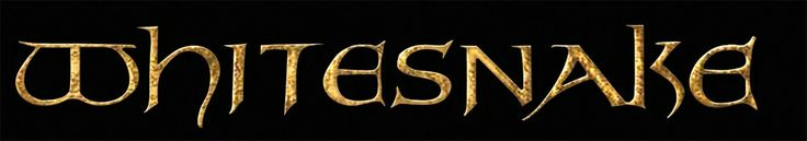 Whitesnake band logo