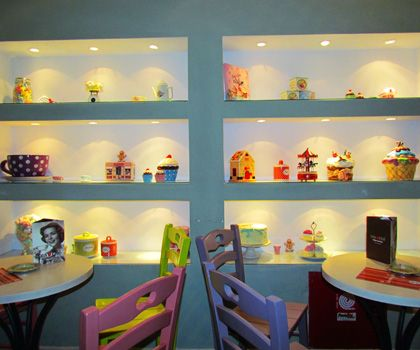 Candy bar Thessaloniki