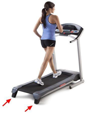 small treadmills for walking