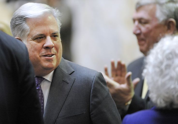 For Maryland Gov. Larry Hogan, fighting heroin scourge is personal