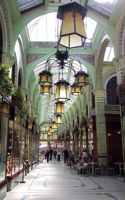 Royal Arcade - Norwich, England | by SueWalkerWhite