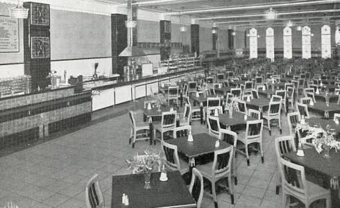 Image result for lost melbourne coles cafeteria