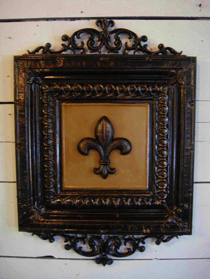 459 Best Iron Works Metal Works Fleur De Lis Wall