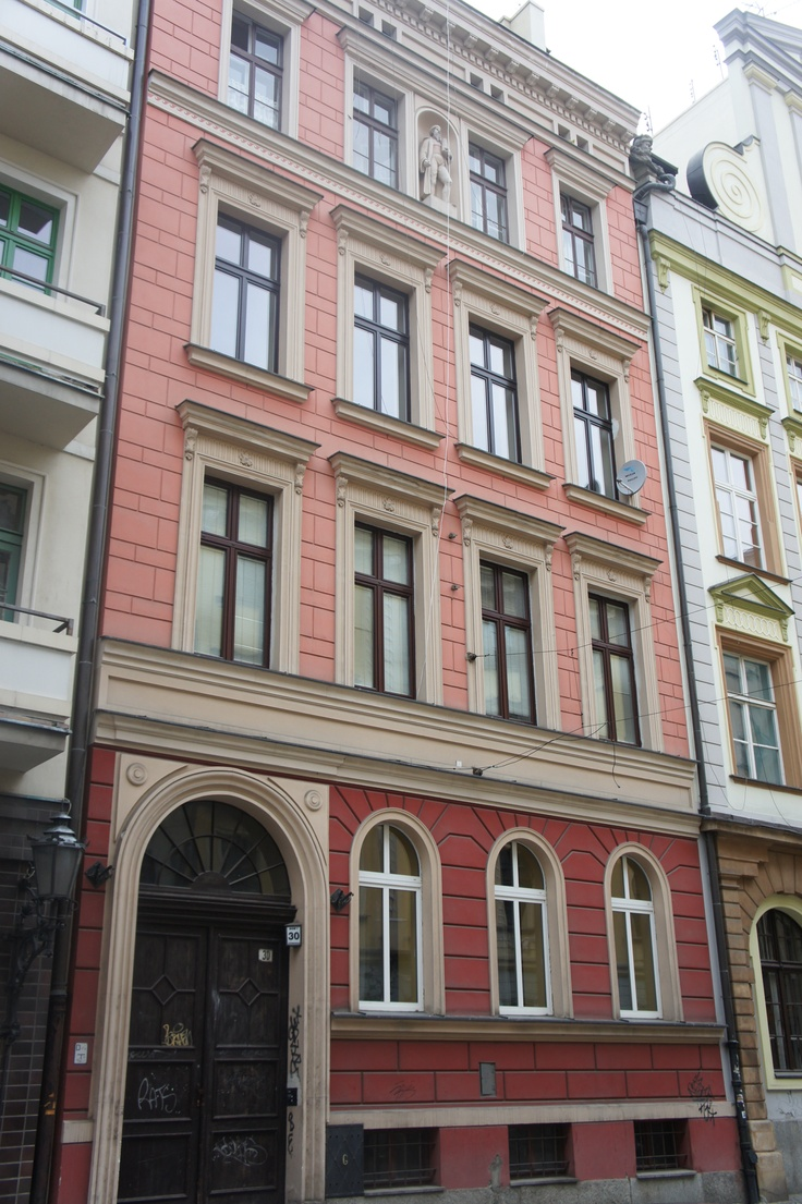 Wroclaw colour scheme