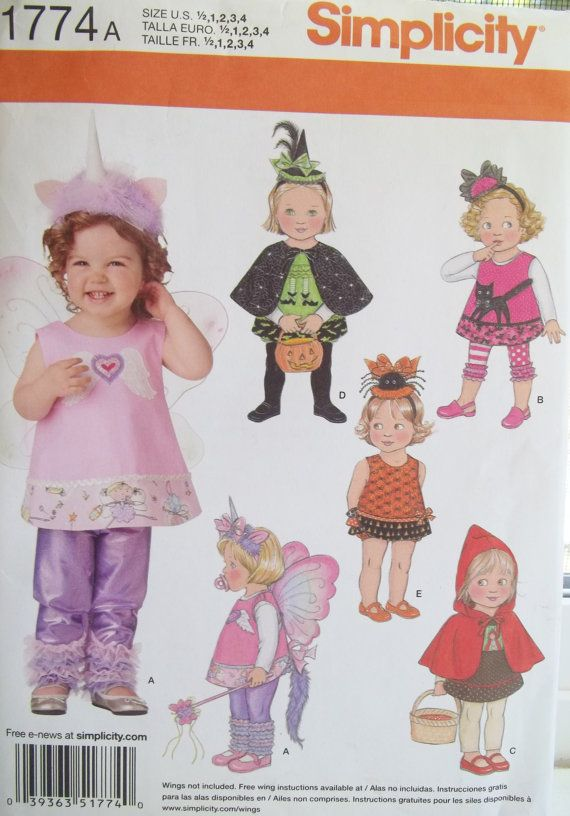 Old Fashioned Halloween Sewing Patterns Free Sketch - Easy Scarf ...