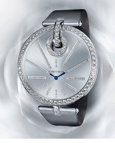Cartier Captive Women's Watch...this is really different...