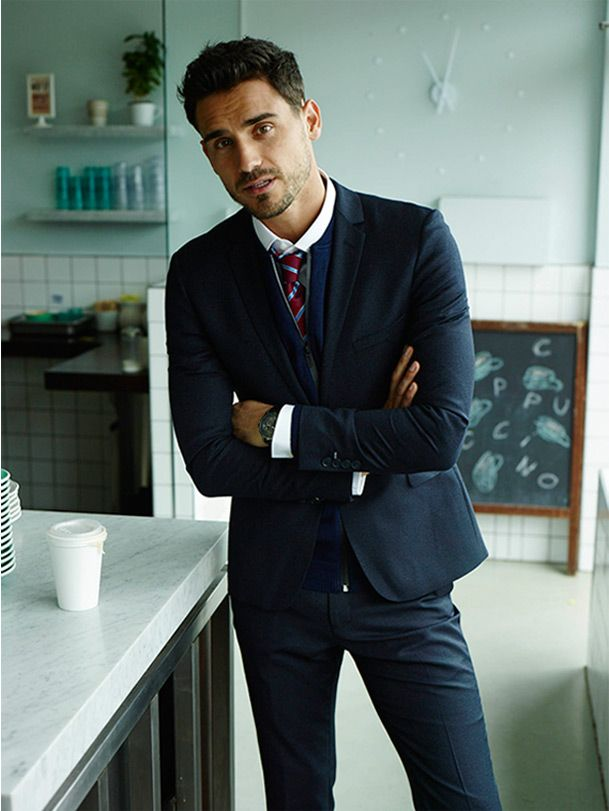 #black#suit#stylish