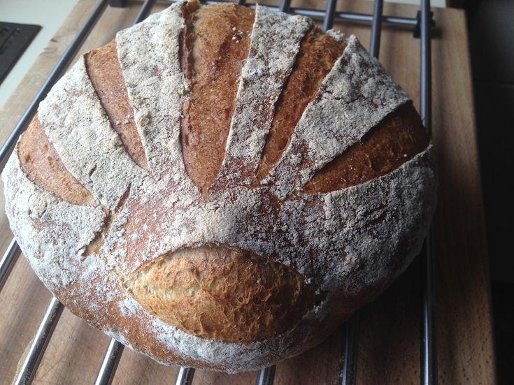 Griechisches Landbrot Ψωμιά Χωριάτικα
