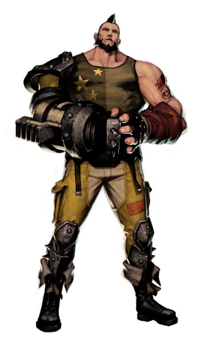 Frans Kriger, ex-soldado, lutou na rebelião em Sinfra de onde fugiu depois de perder o braço direito e substituir por um braço mecânico, atualmente vive na cidade independente de Beirada.