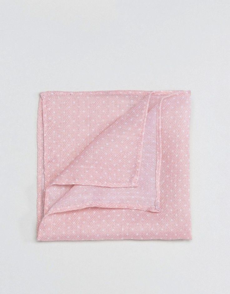 Get this Asos's handkerchief now! Click for more details. Worldwide shipping. ASOS Pocket Square In Textured Polka - Pink: Pocket Square by ASOS, Textured fabric, Square design, Machine wash, 100% Polyester. ASOS menswear shuts down the new season with the latest trends and the coolest products, designed in London and sold across the world. Update your go-to garms with the new shapes and fits from our ASOS design team, from essential tees to on-point outerwear, and jeans from skinny to…